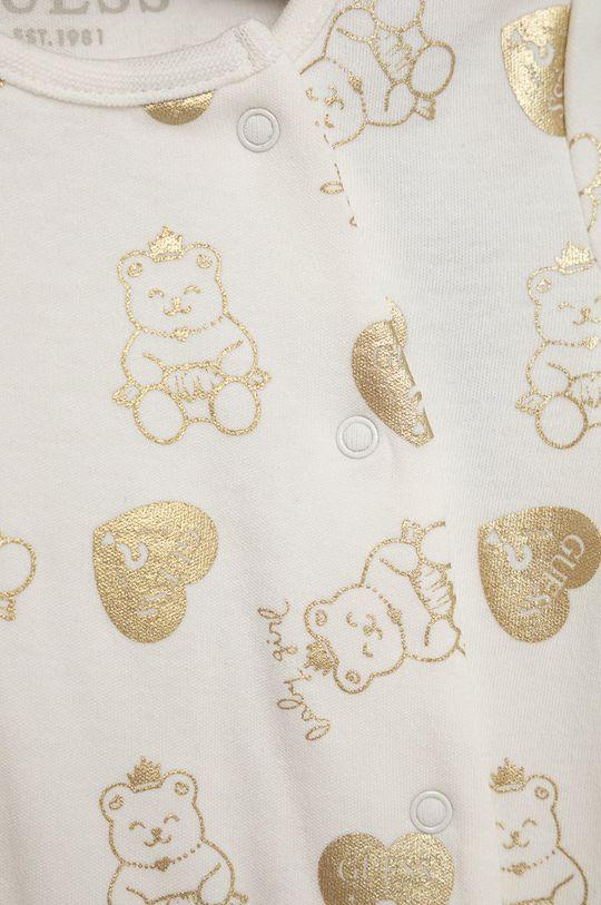 Guess - Pajacyk niemowlęcy 100 % Bawełna