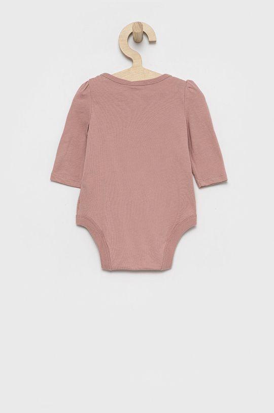 GAP - Body niemowlęce różowy