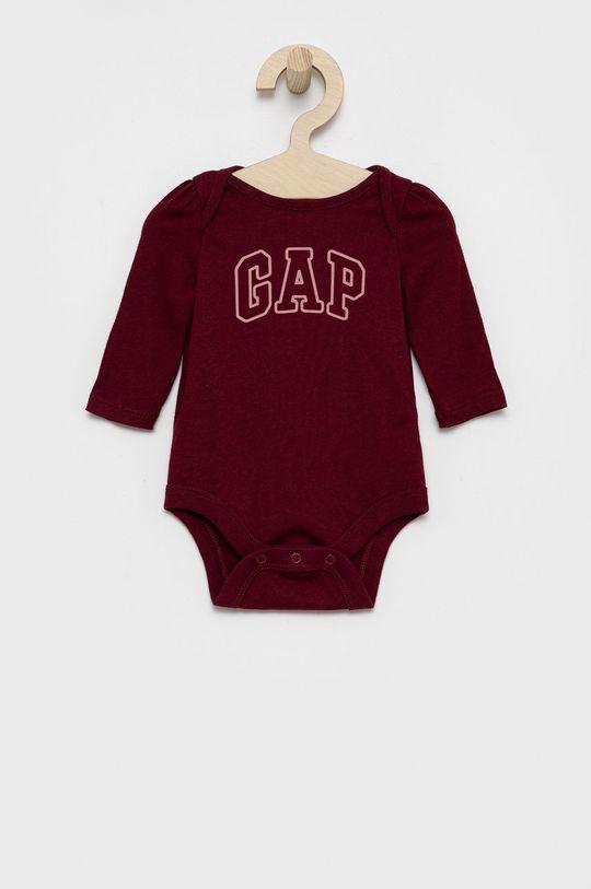kasztanowy GAP - Body niemowlęce Dziewczęcy