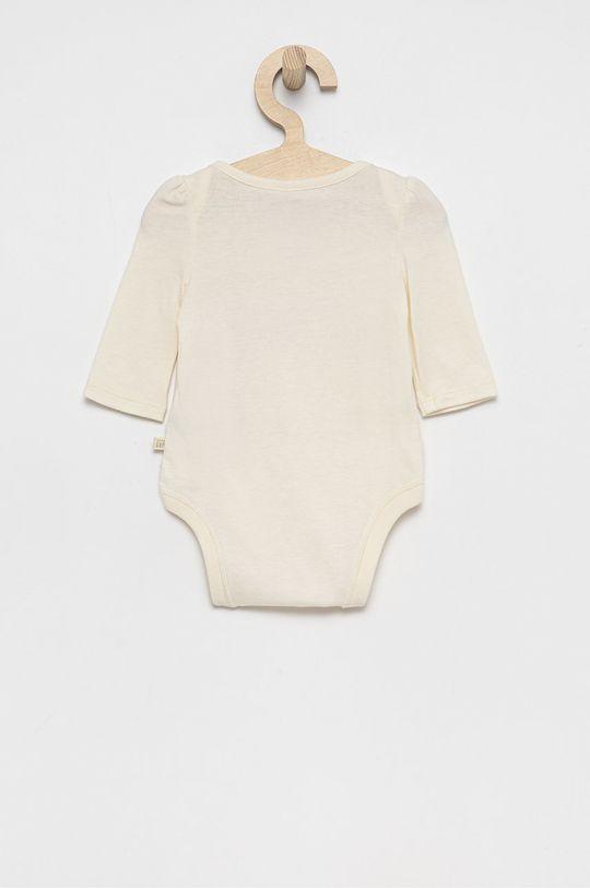 GAP - Body niemowlęce kremowy
