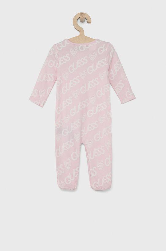 Guess - Kojenecké oblečení 62-76 cm růžová