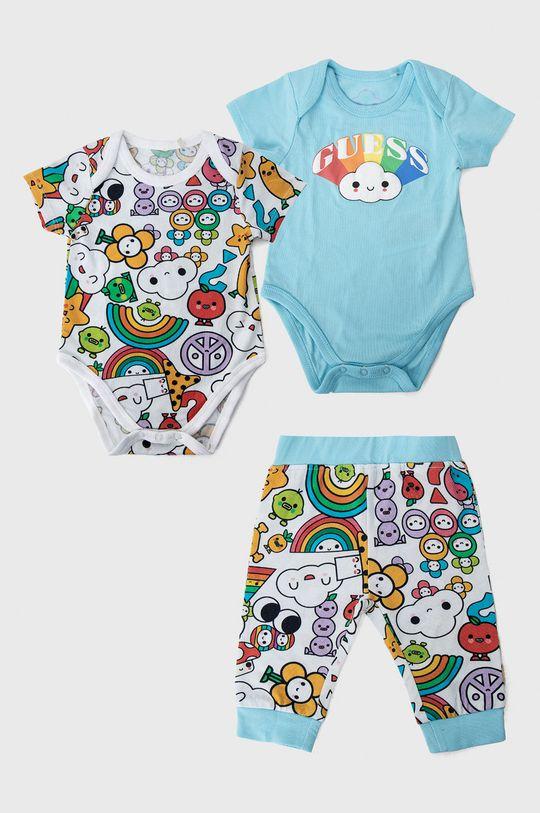 multicolor Guess - Komplet niemowlęcy 55-76 cm Dziecięcy