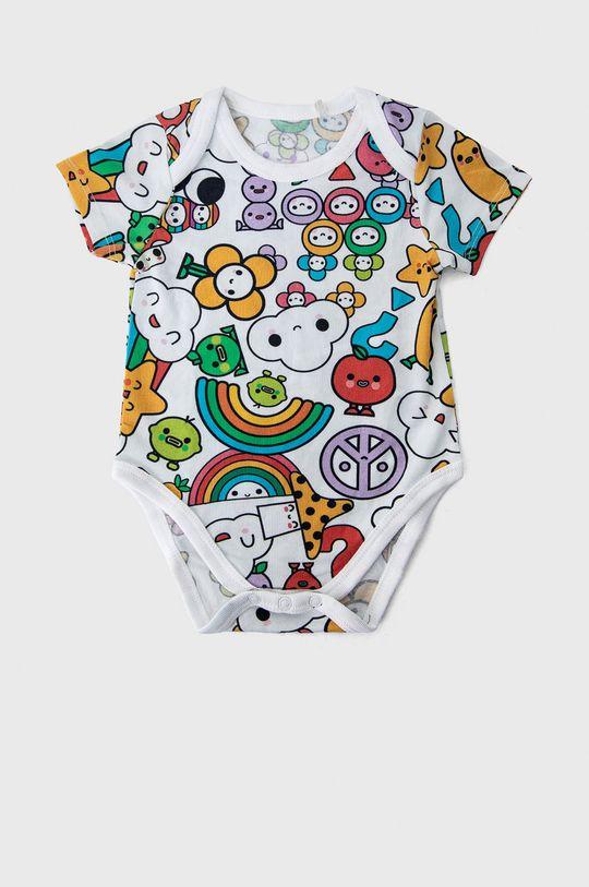 Guess - Komplet niemowlęcy 55-76 cm multicolor