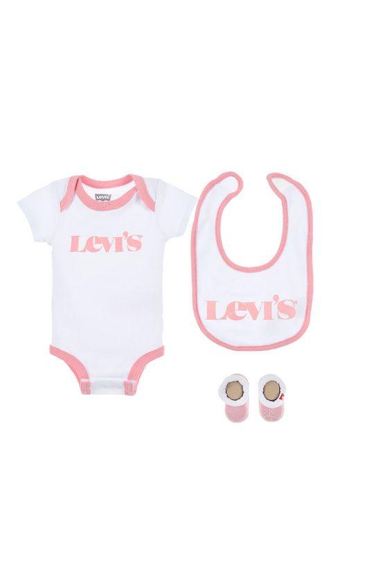 biały Levi's - Komplet niemowlęcy 50-80 cm Dziecięcy