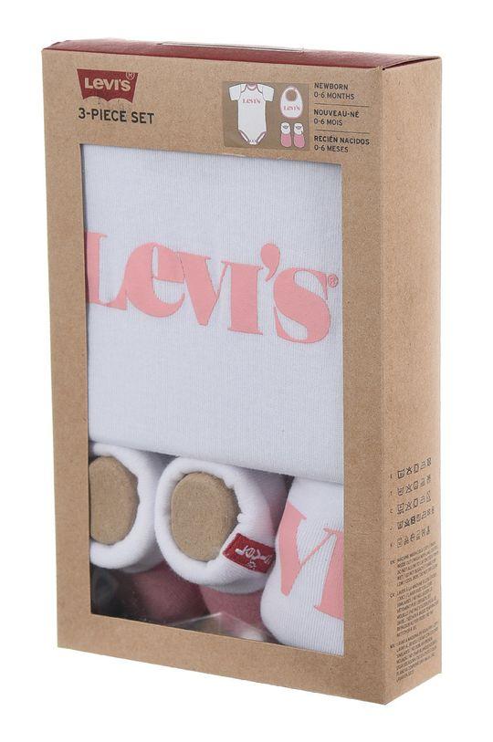 biały Levi's - Komplet niemowlęcy 50-80 cm