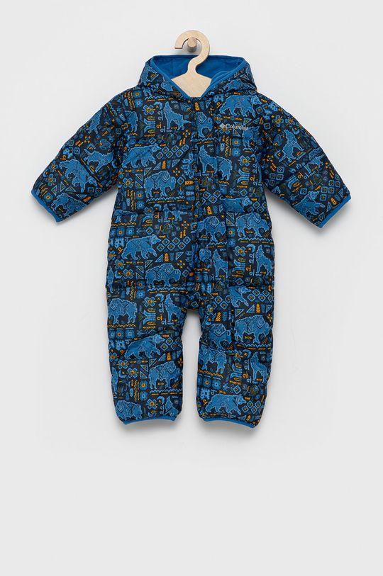 granatowy Columbia - Kombinezon puchowy niemowlęcy Dziecięcy