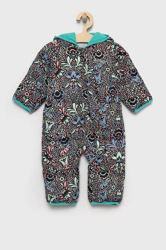 czarny Columbia - Kombinezon puchowy niemowlęcy Dziecięcy