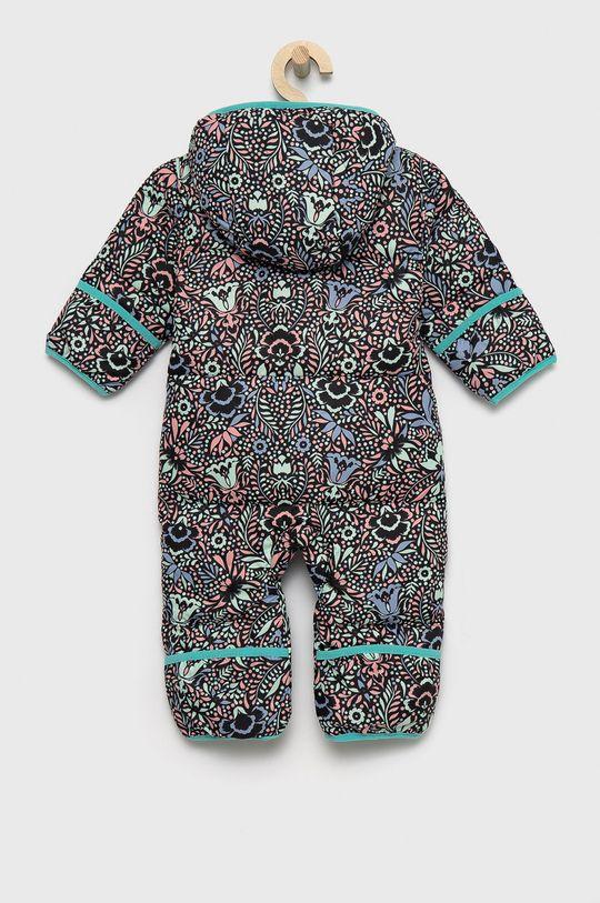 Columbia - Kombinezon puchowy niemowlęcy czarny
