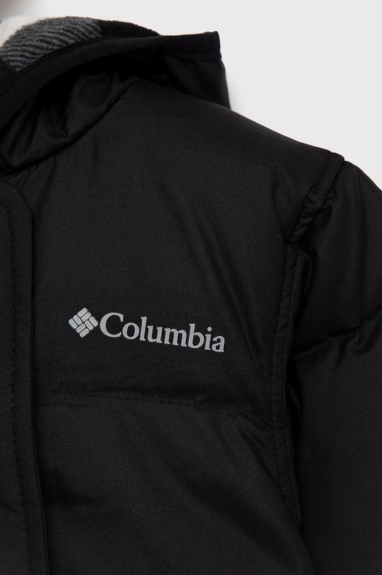 Columbia - Kombinezon puchowy niemowlęcy Podszewka: 100 % Nylon, Wypełnienie: 40 % Pierze, 60 % Kaczy puch, Materiał zasadniczy: 100 % Poliester