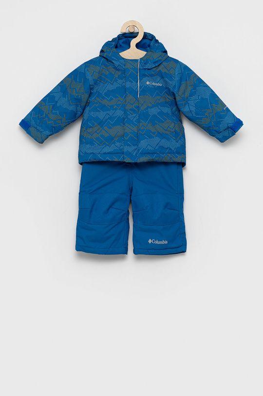 niebieski Columbia - Kombinezon i kurtka dziecięce Dziecięcy