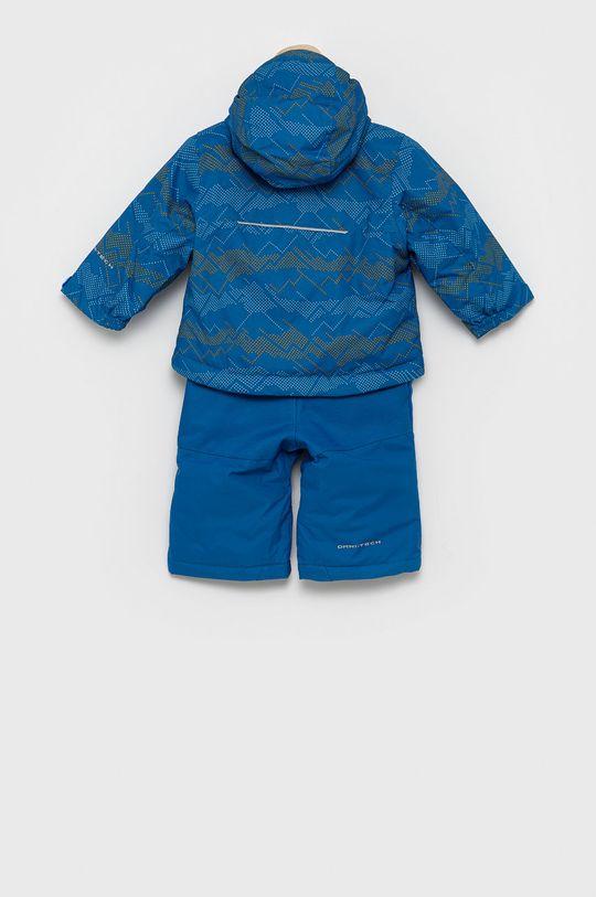 Columbia - Kombinezon i kurtka dziecięce niebieski