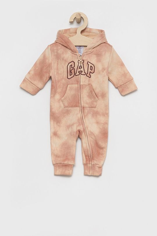 różowy GAP - Pajacyk niemowlęcy Dziecięcy