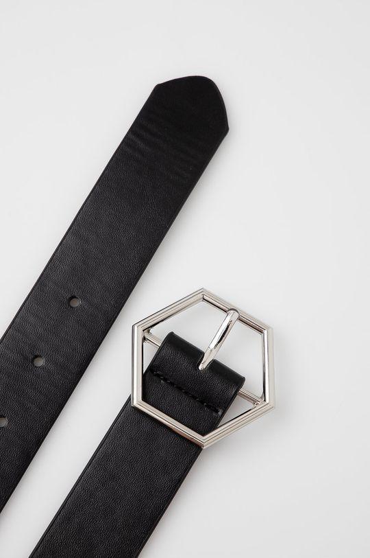 Pieces - Pásek černá