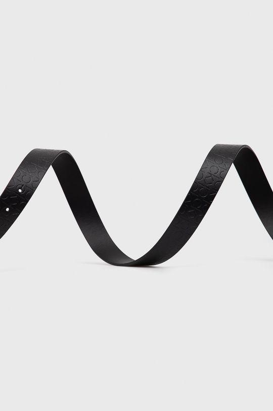 Calvin Klein - Pasek czarny