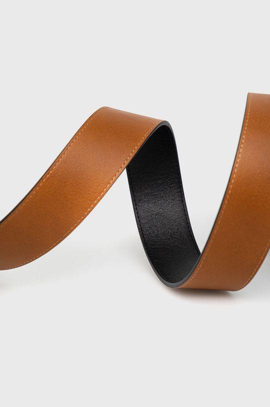 Twinset - Oboustranný pásek  Materiál č. 1: 100% Přírodní kůže Materiál č. 2: 100% Polyuretan