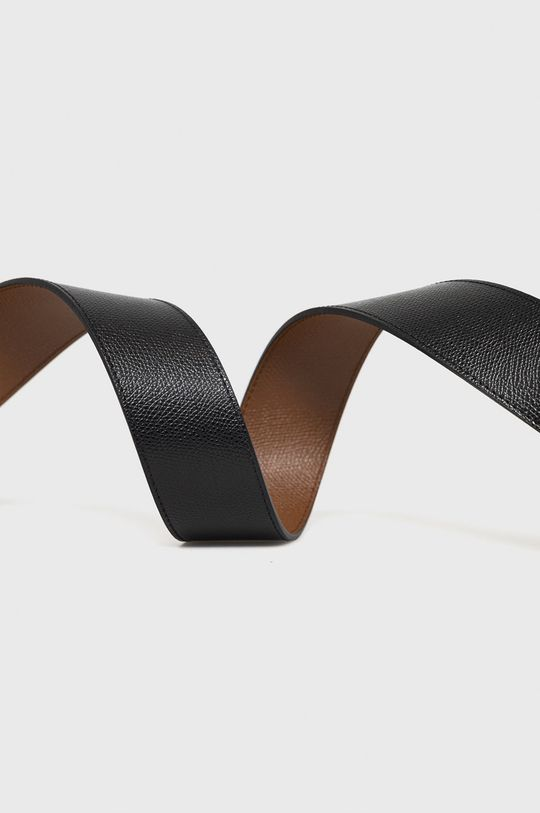 Furla - Oboustranný kožený pásek 1927 černá