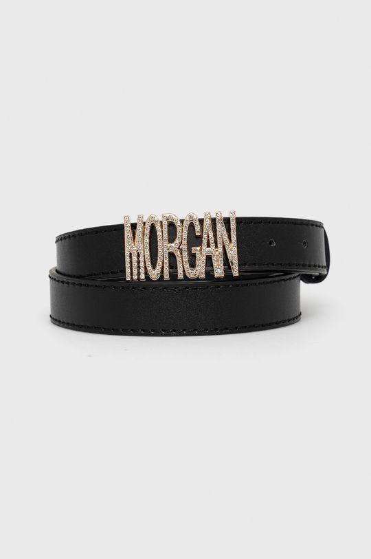 czarny Morgan - Pasek Damski