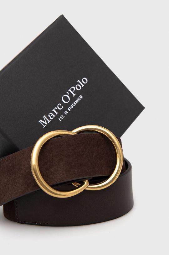 brązowy Marc O'Polo - Pasek skórzany
