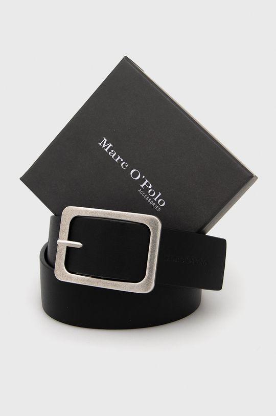 Marc O'Polo - Pasek skórzany 100 % Skóra naturalna