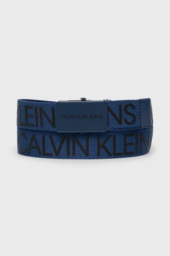 granatowy Calvin Klein Jeans - Pasek dziecięcy Dziecięcy