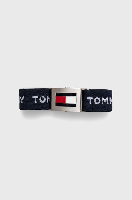 granatowy Tommy Hilfiger - Pasek dziecięcy Dziecięcy