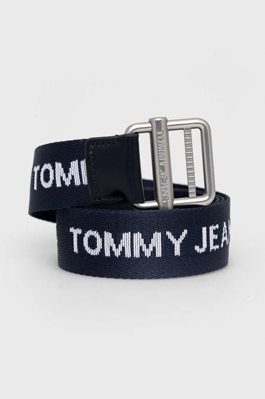 námořnická modř Tommy Jeans - Pásek Pánský