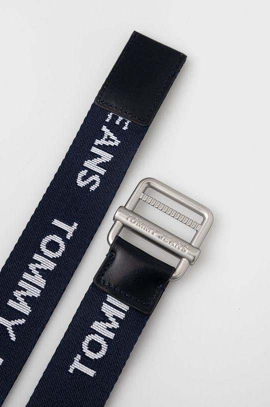 Tommy Jeans - Pásek námořnická modř