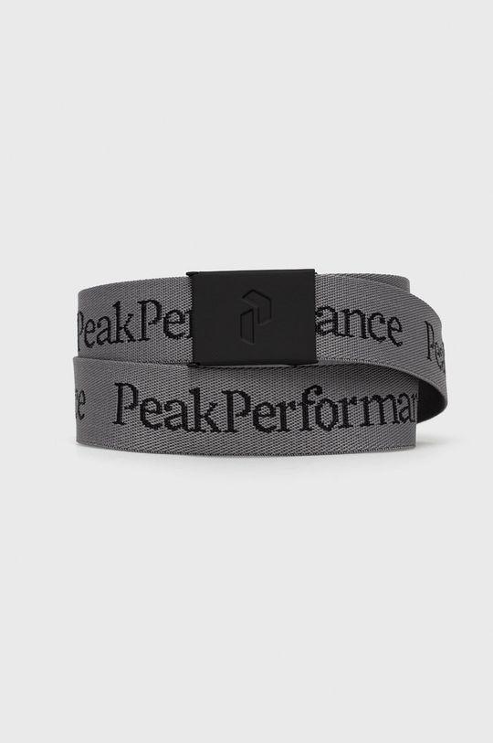 szary Peak Performance - Pasek Unisex