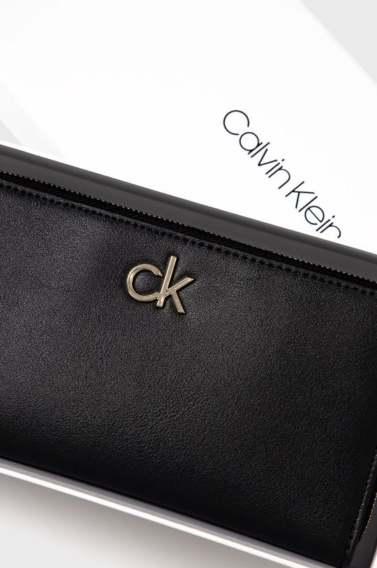 Calvin Klein - Peněženka  100% Polyuretan