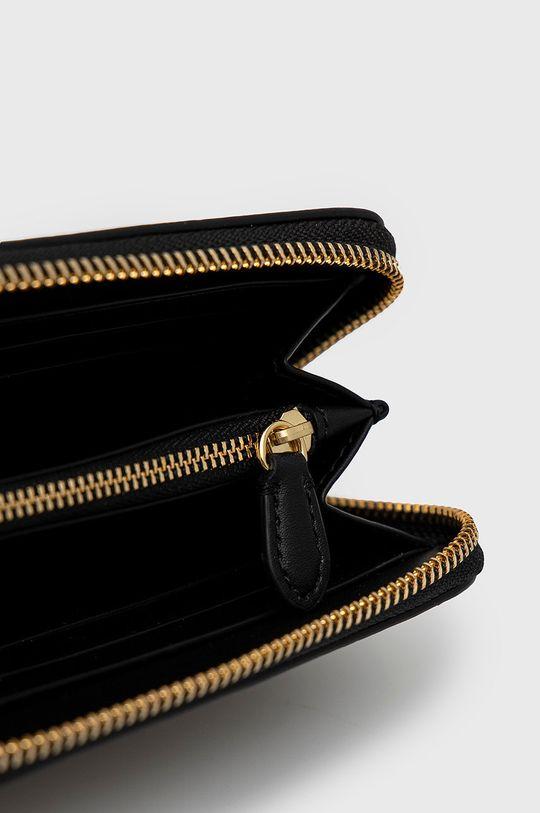 černá Lauren Ralph Lauren - Kožená peněženka