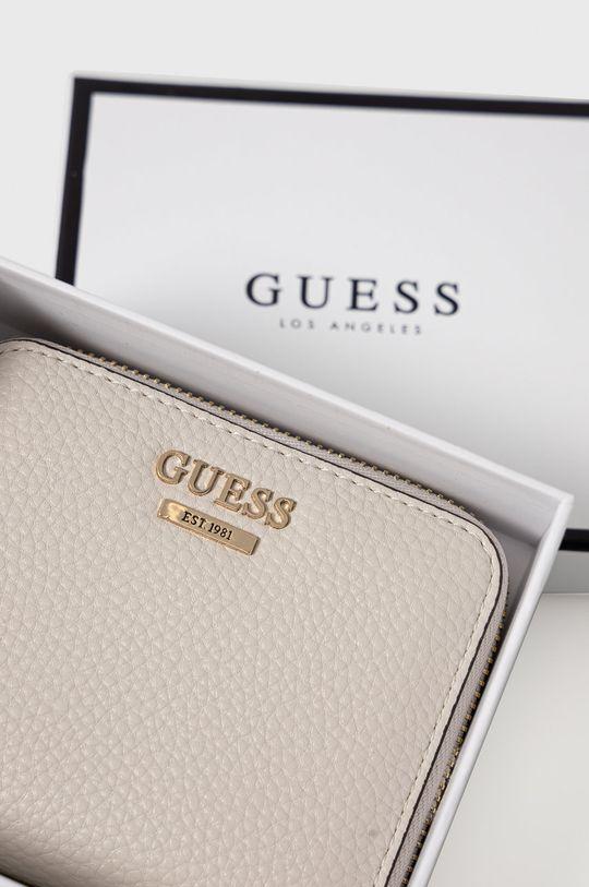 beżowy Guess - Portfel