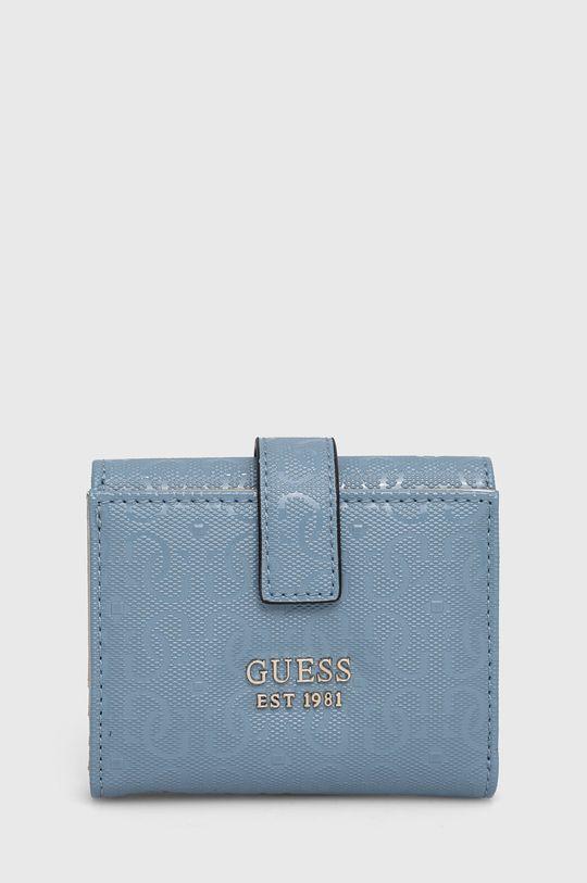 jasny niebieski Guess - Portfel Damski
