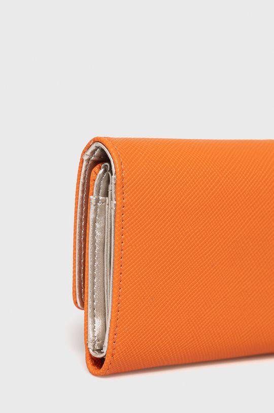 Guess - Portfel pomarańczowy