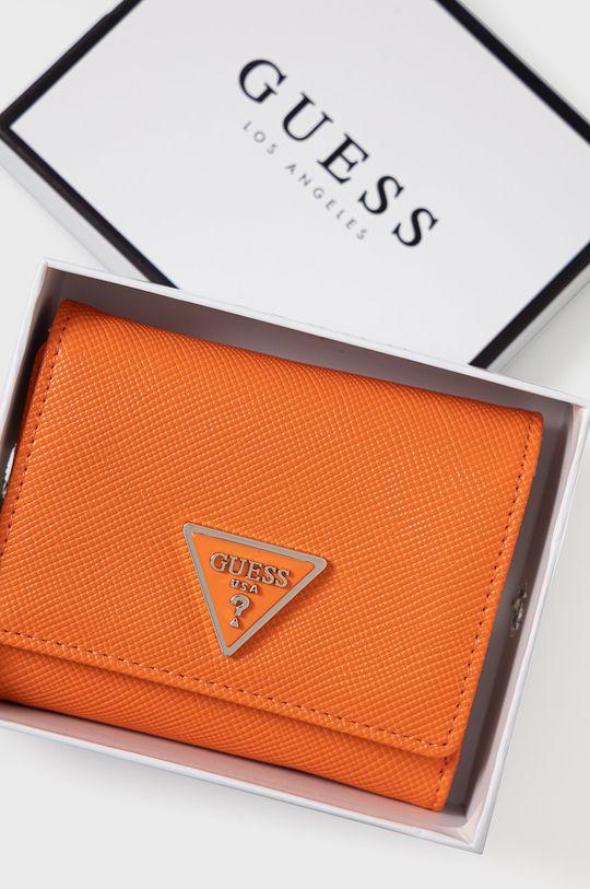 pomarańczowy Guess - Portfel