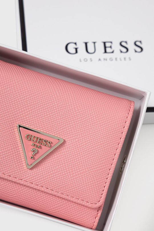 ružová Guess - Peňaženka