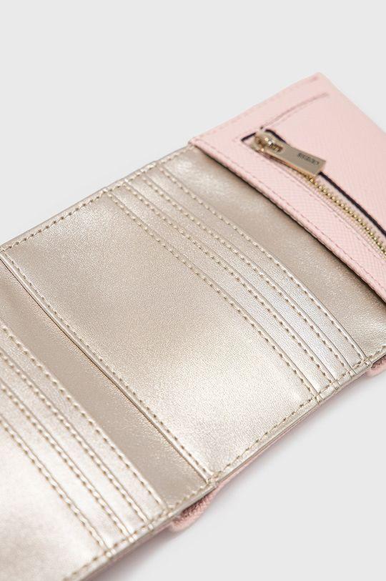 Guess - Peňaženka  Podšívka: 100% Polyester Základná látka: 100% PVC