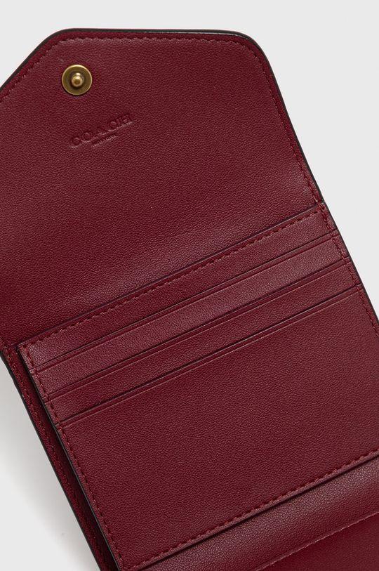 čierna Coach - Kožená peňaženka
