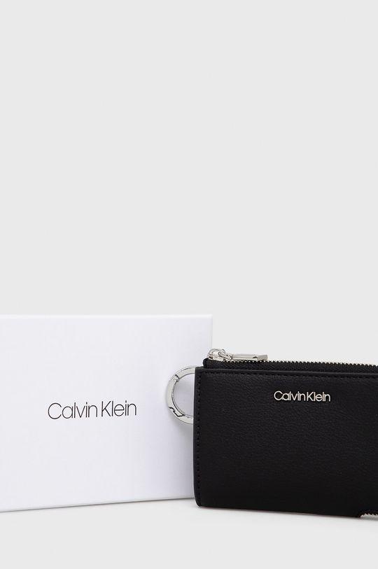 Calvin Klein - Portfel skórzany Damski