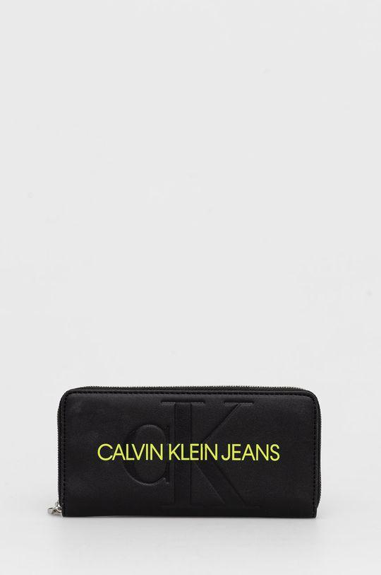μαύρο Calvin Klein Jeans - Πορτοφόλι Γυναικεία