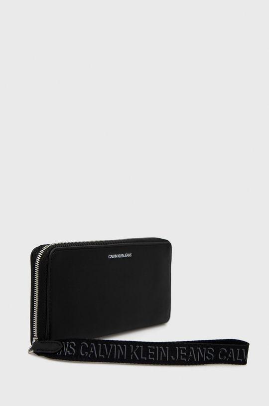 Calvin Klein Jeans - Portfel Materiał syntetyczny