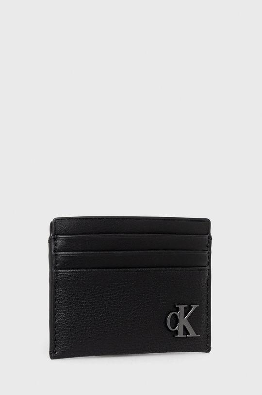 Calvin Klein Jeans - Pouzdro na karty černá
