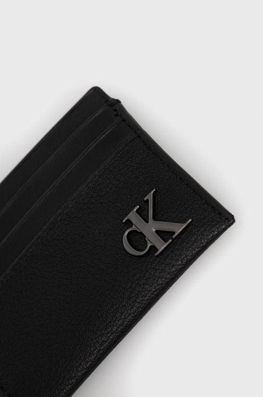 černá Calvin Klein Jeans - Pouzdro na karty