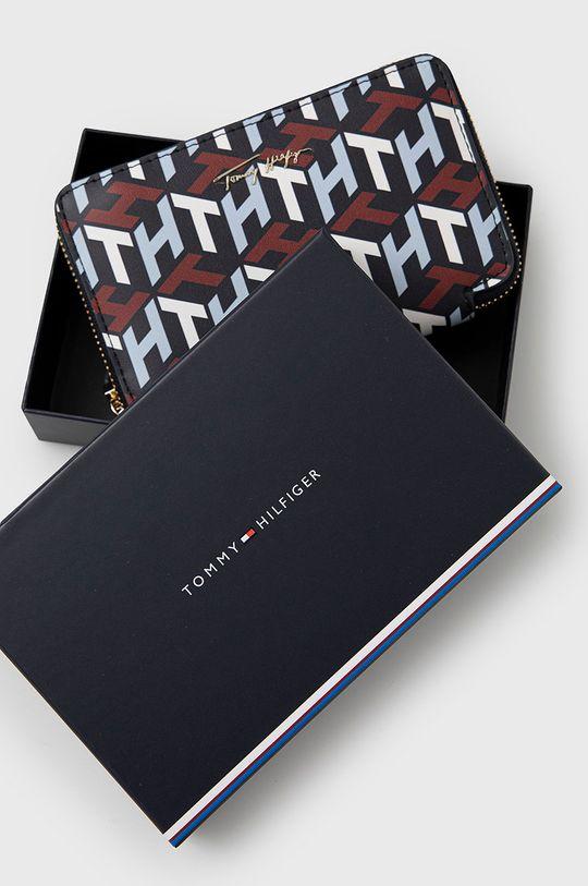 granatowy Tommy Hilfiger - Portfel