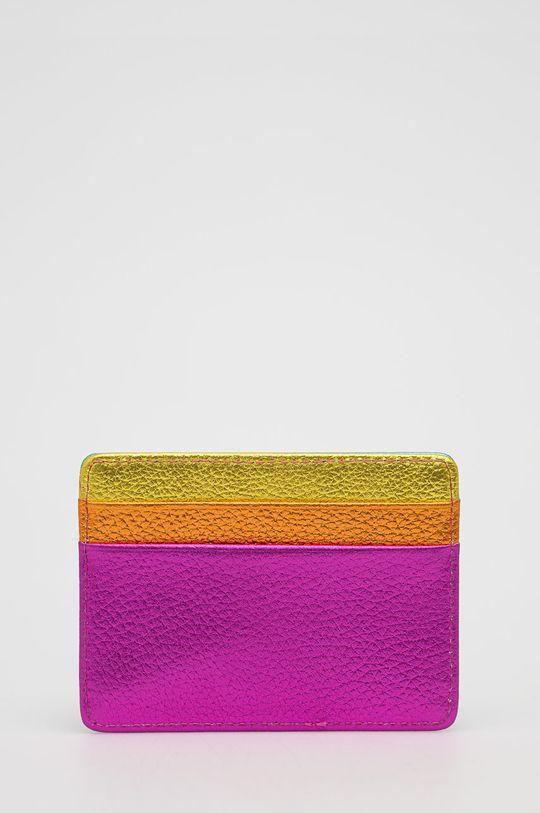 Kurt Geiger London - Kožená peněženka vícebarevná