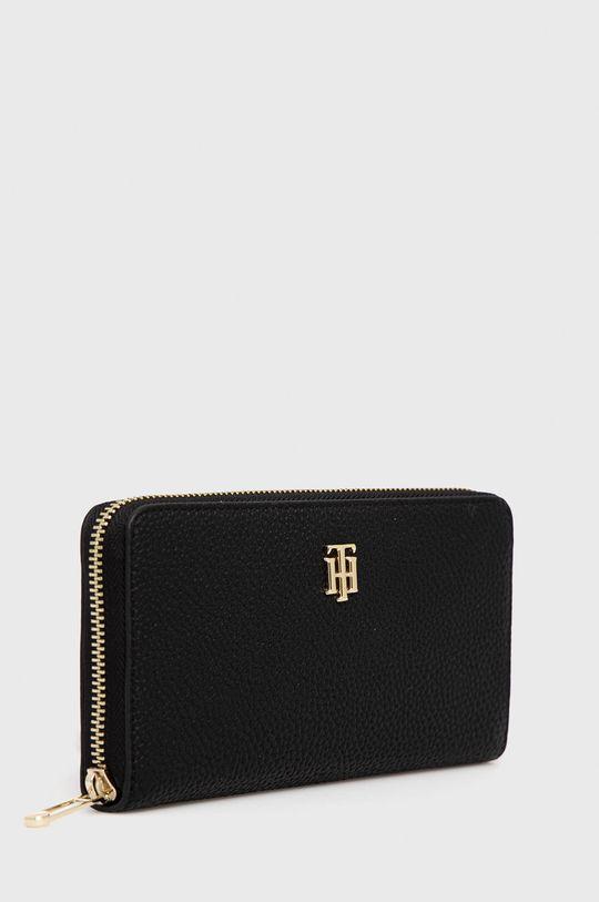 Tommy Hilfiger - Peňaženka čierna