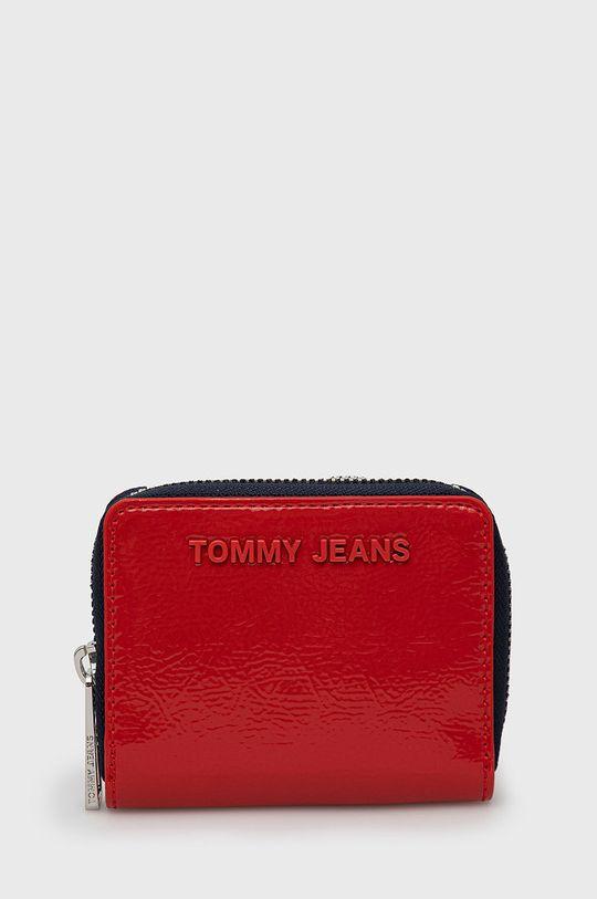 červená Tommy Jeans - Peněženka Dámský