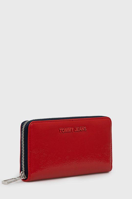 Tommy Jeans - Peněženka červená