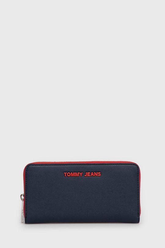 granatowy Tommy Jeans - Portfel Damski