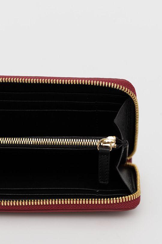 κάστανο Emporio Armani - Δερμάτινο πορτοφόλι