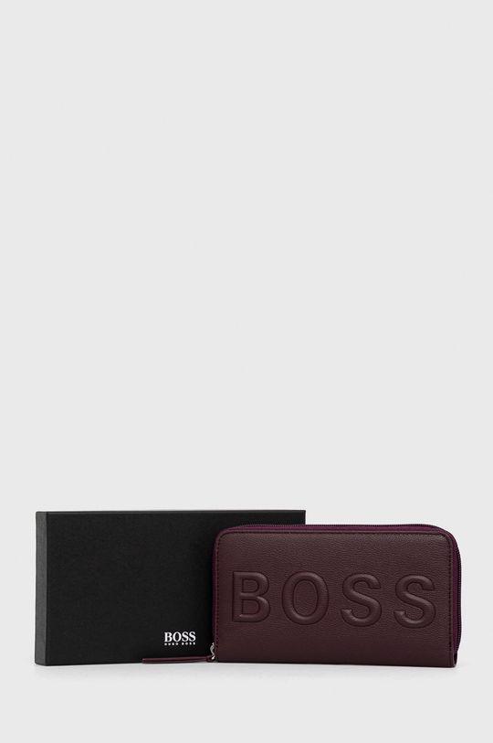 kasztanowy Boss - Portfel